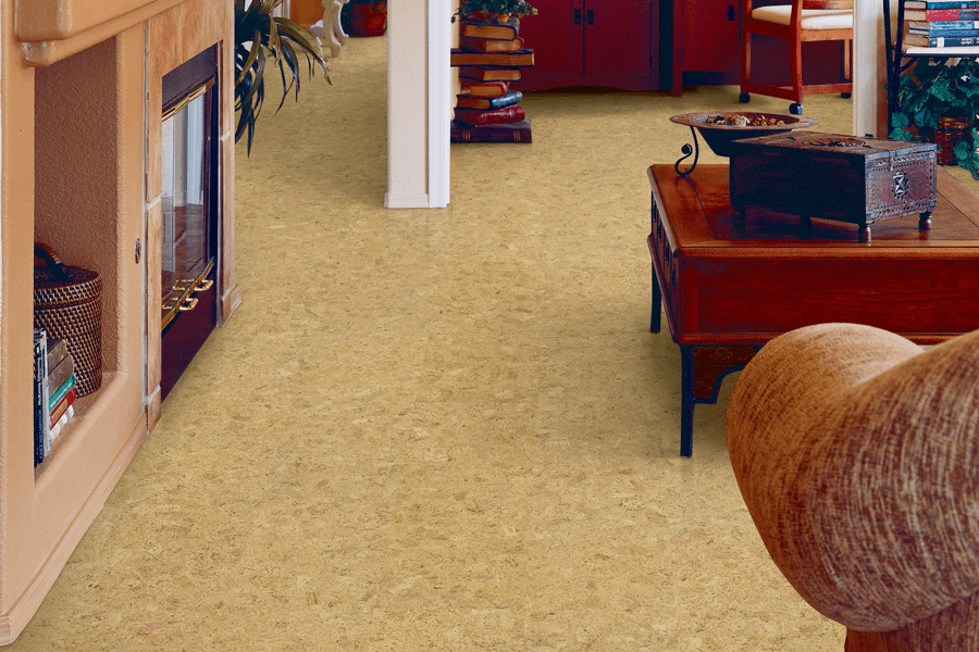 Cork floors in Prescott, WI from Malmquist Home Furnishings