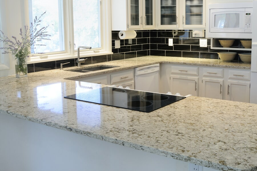 Family friendly countertops in Lebanon County, PA from Indoor City