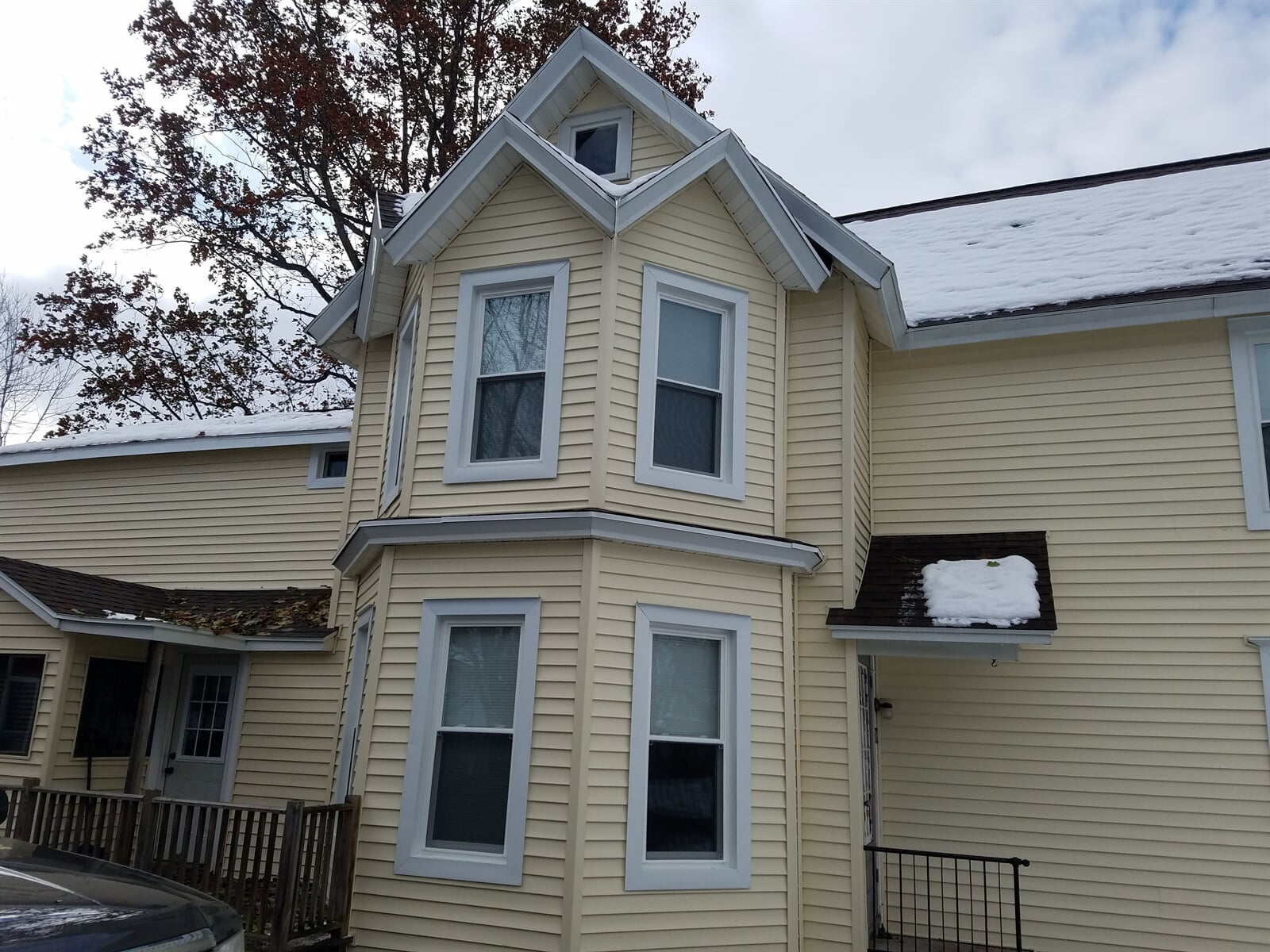 Exterior Victorian House featuring Brand New Windows