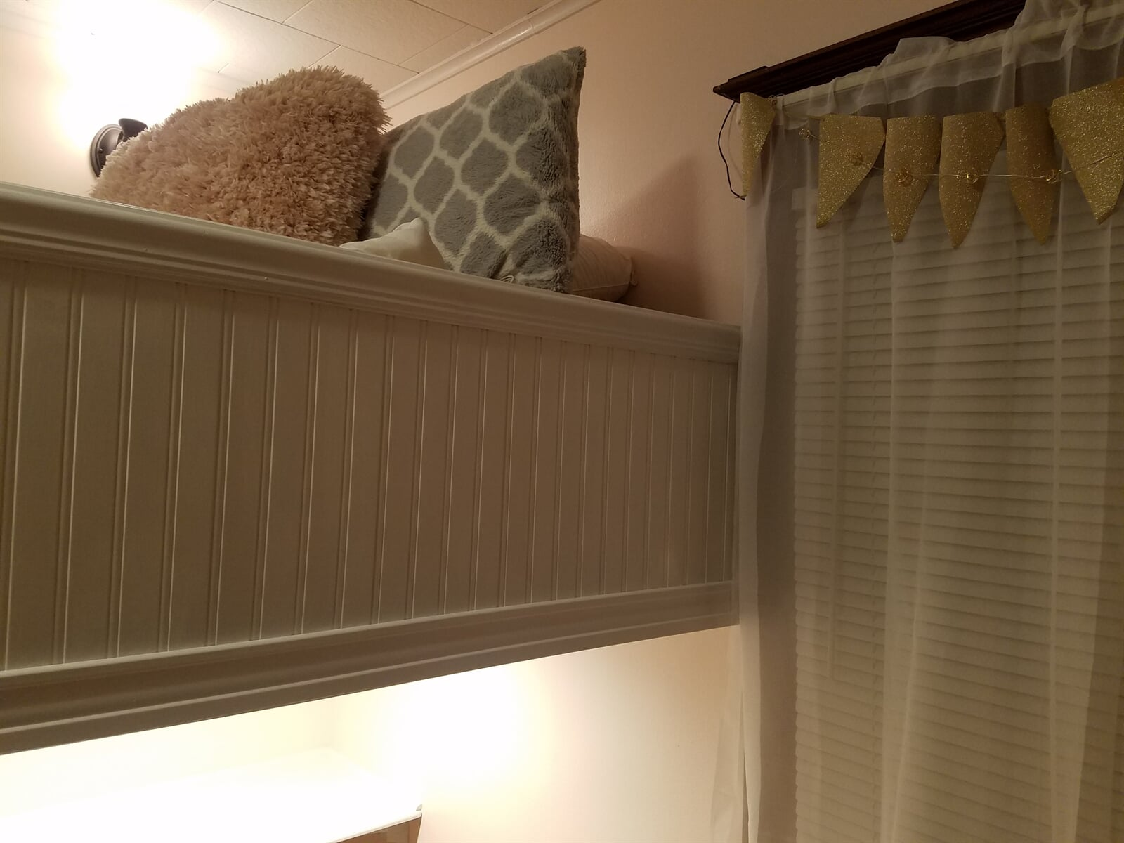 Custom Loft Bed Built by RS Home Repair Services