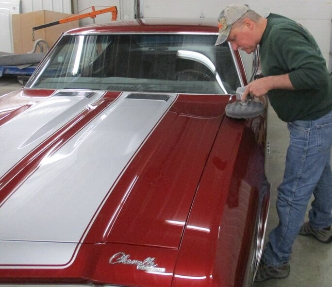 Buffing Cars