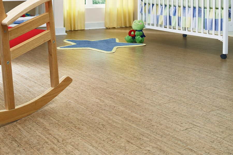 Cork floors in Lebanon County, PA from Indoor City