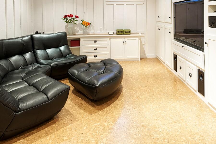 Cork flooring in Berks County, PA from Indoor City