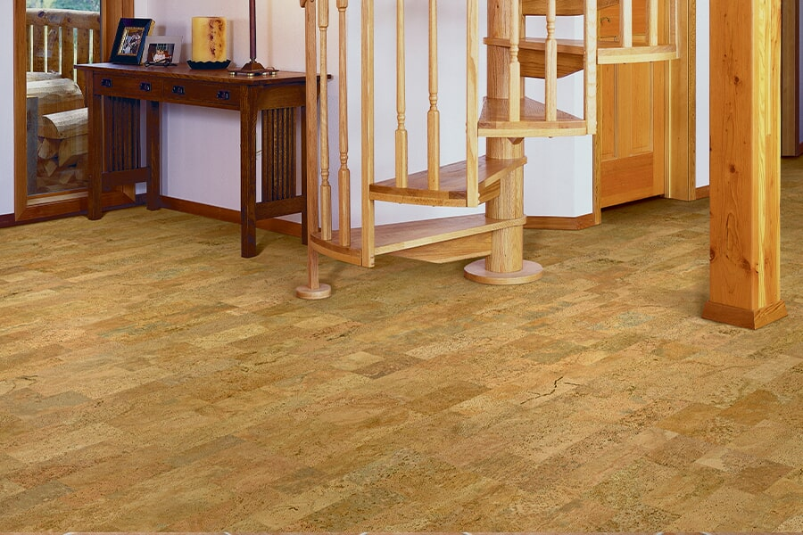 Environmentally friendly cork flooring in Lebanon County, PA from Indoor City
