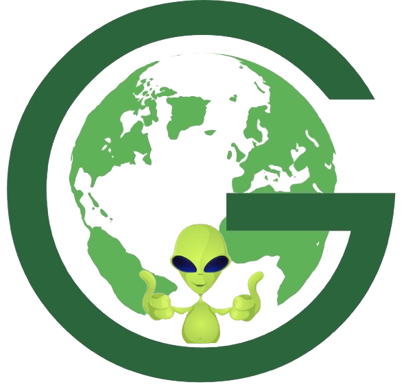 Galaxy Landscaping Logo