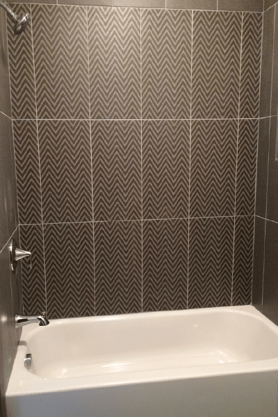Shower tile in Cumming, GA from Prestigious Flooring and Design