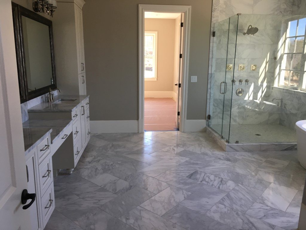 Luxury vinyl flooring in Roswell, GA from Prestigious Flooring and Design