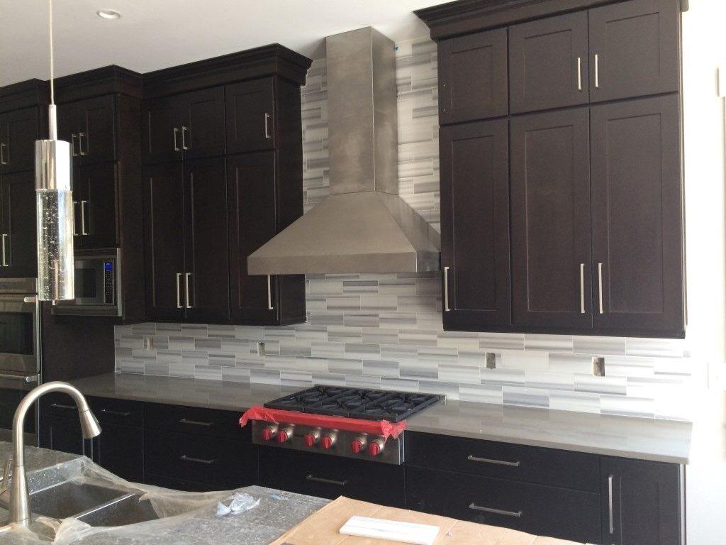 Kitchen remodel in Milton, GA from Prestigious Flooring and Design