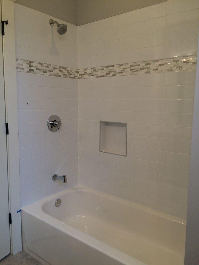 Bathroom tile in Alpharetta, GA from Prestigious Flooring and Design