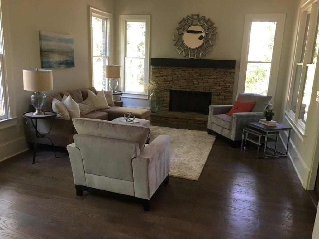 Wood floors in Alpharetta, GA from Prestigious Flooring and Design