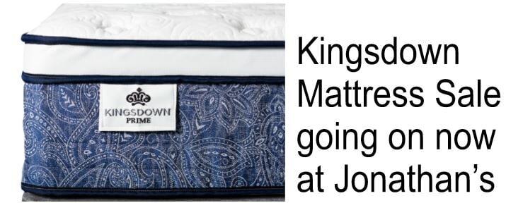 Example Banner, Jonathan's Furniture, Auburn, New York