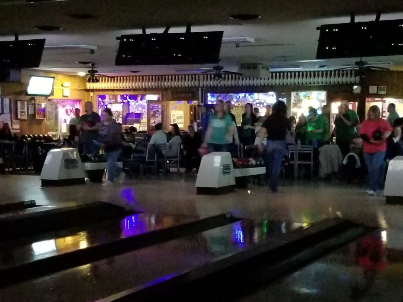 Color Pin Tournament at HomeTown Lanes