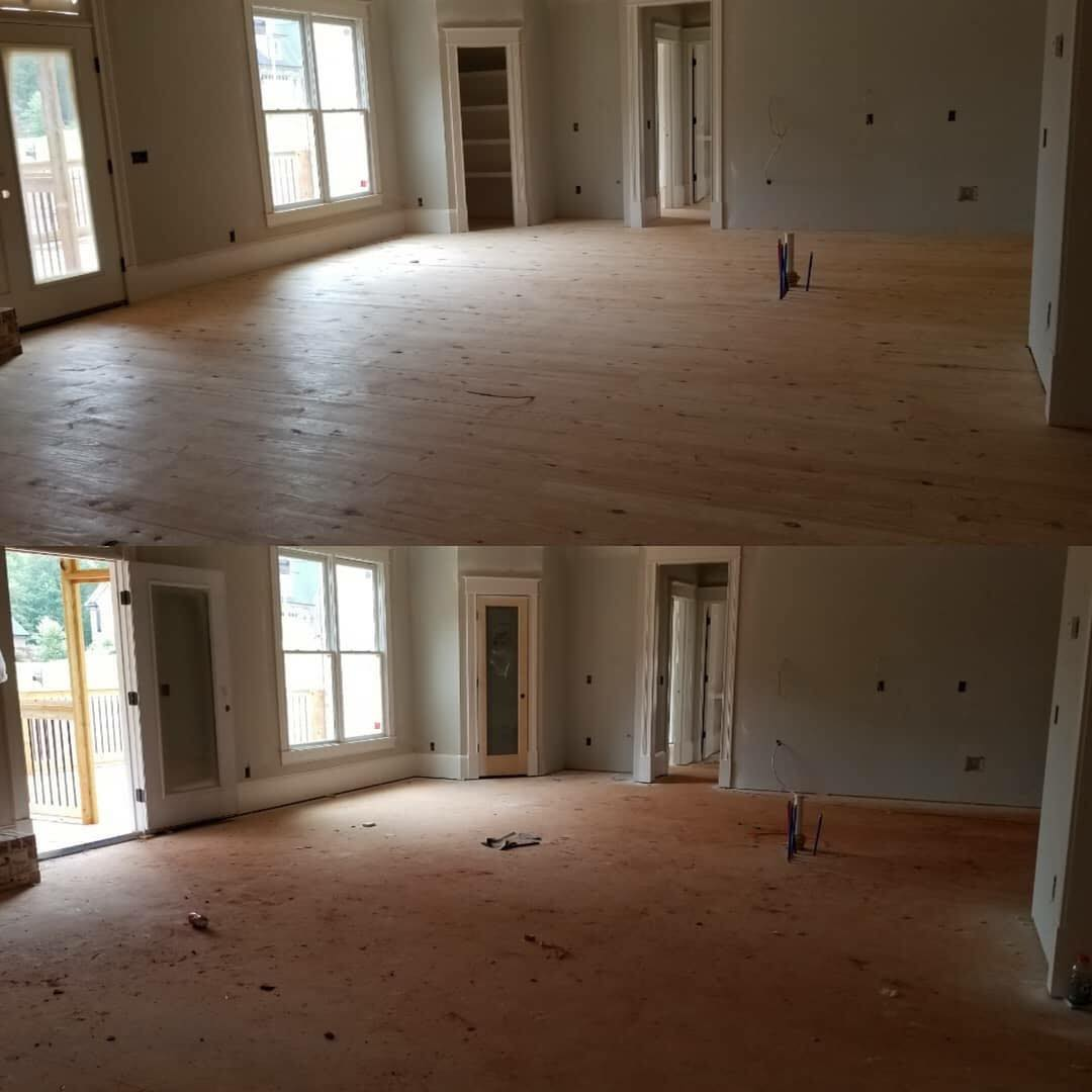 Lawrenceville, GA flooring renovation from Carpets Unlimited