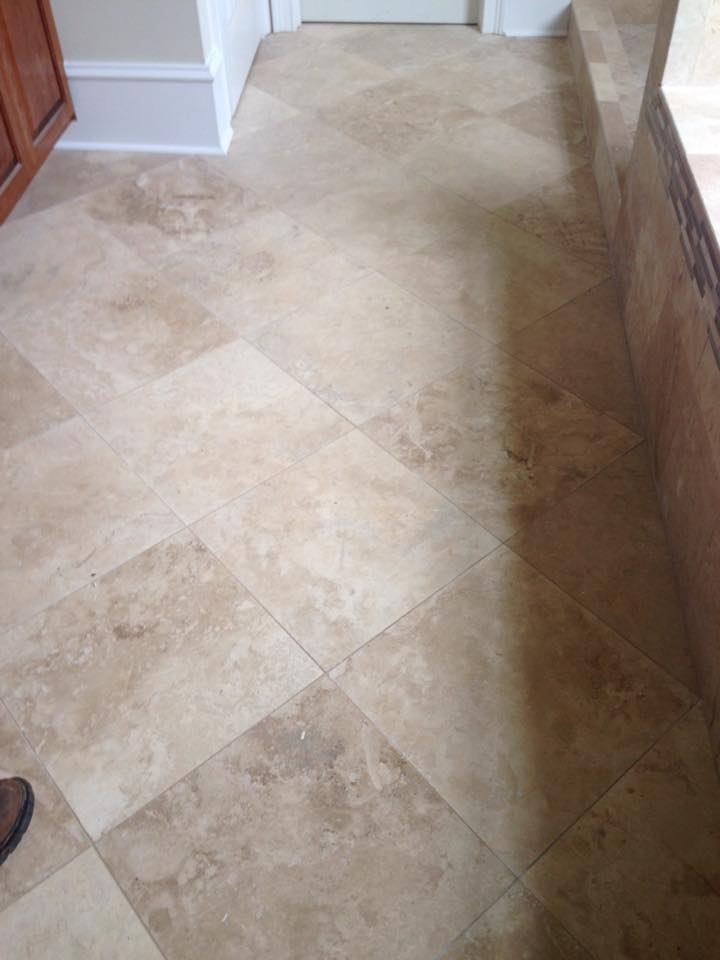Tile floors in Lawrenceville, GA from the professional team at Carpets Unlimited
