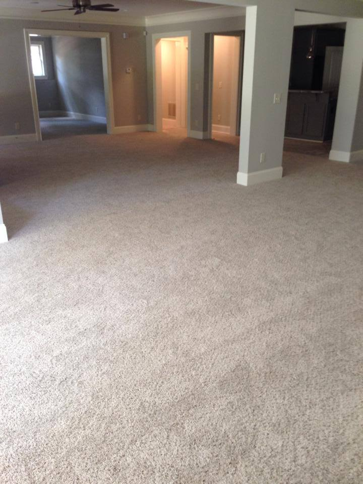 Carpet flooring installation in Winder, GA from Carpets Unlimited