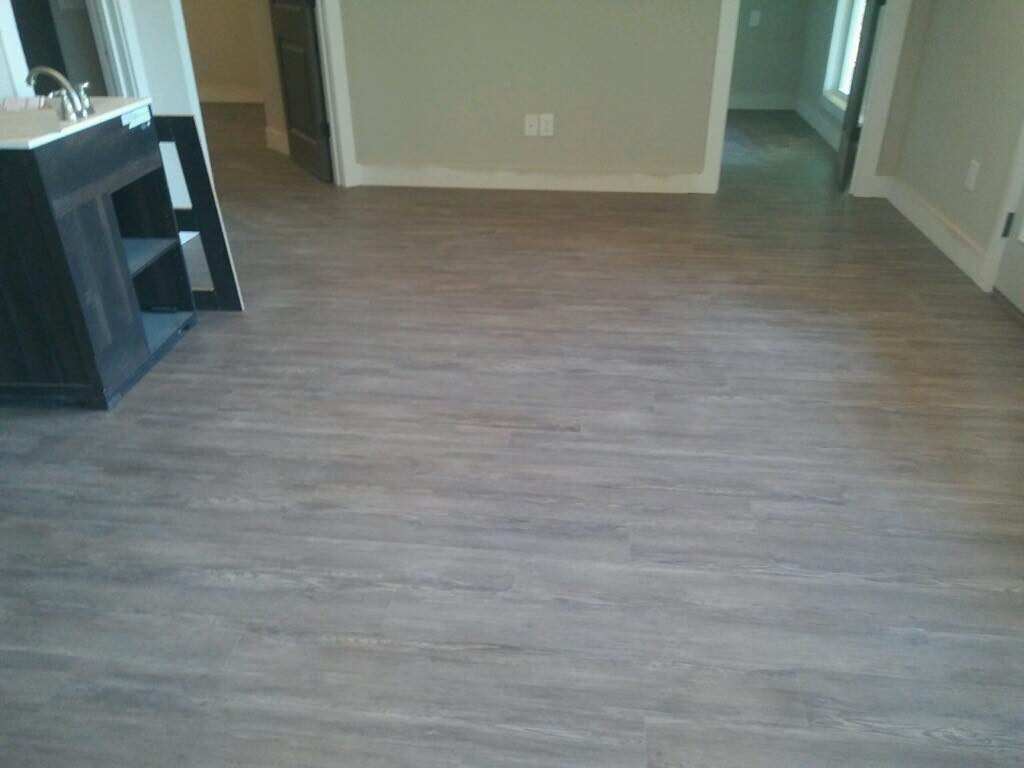 Professional hardwood installation from Carpets Unlimited in Athens, GA