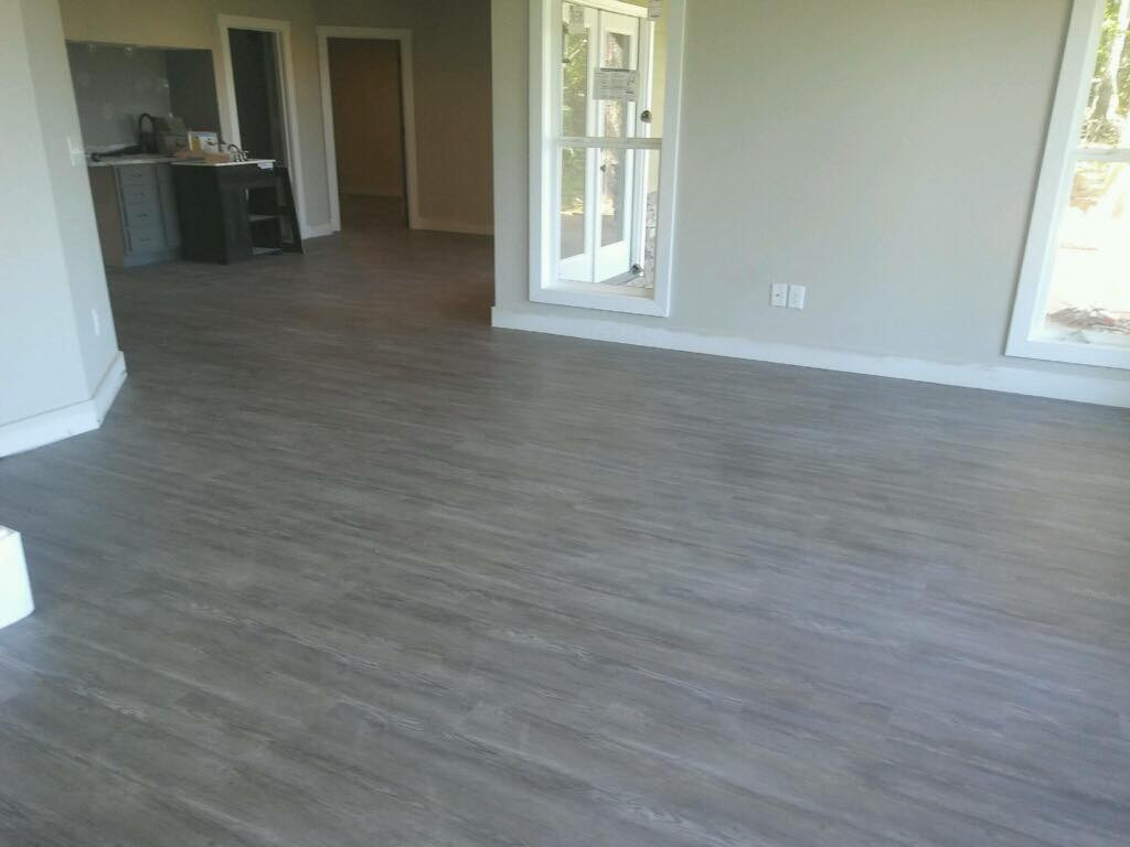 Professionally installed hardwood in Lawrenceville, GA from Carpets Unlimited