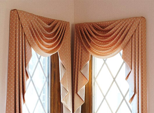 Valance from Capitol Carpet & Tile and Window Fashions in Wellington, FL