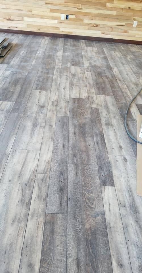 Rustic hardwood flooring in Striker, OH from Carpet Wholesalers