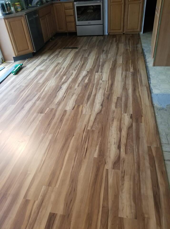 Classic hardwood with modern grain in Paulding, OH from Carpet Wholesalers