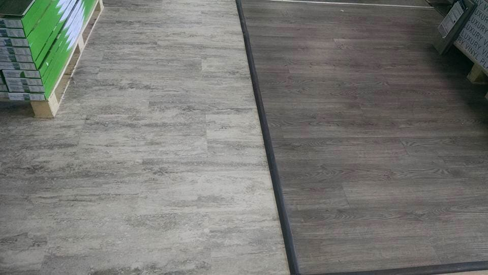 Options for your home renovation even cover the floors of our showrooms
