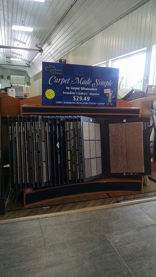 Carpet Wholesalers has great deals like these on carpet for your Pioneer, OH home