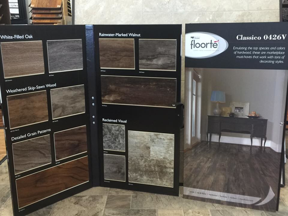 Shaw floorte Classico for your Holgate, OH flooring installation