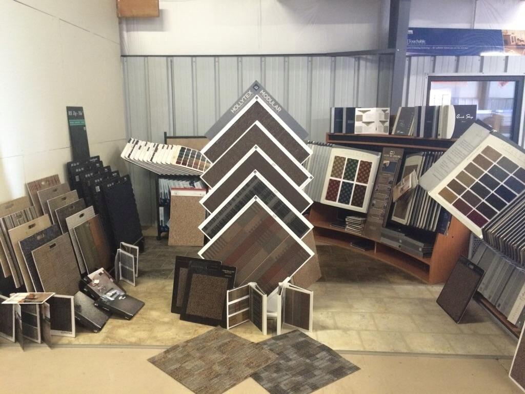 Hollytex Modular flooring in Striker, OH from Carpet Wholesalers
