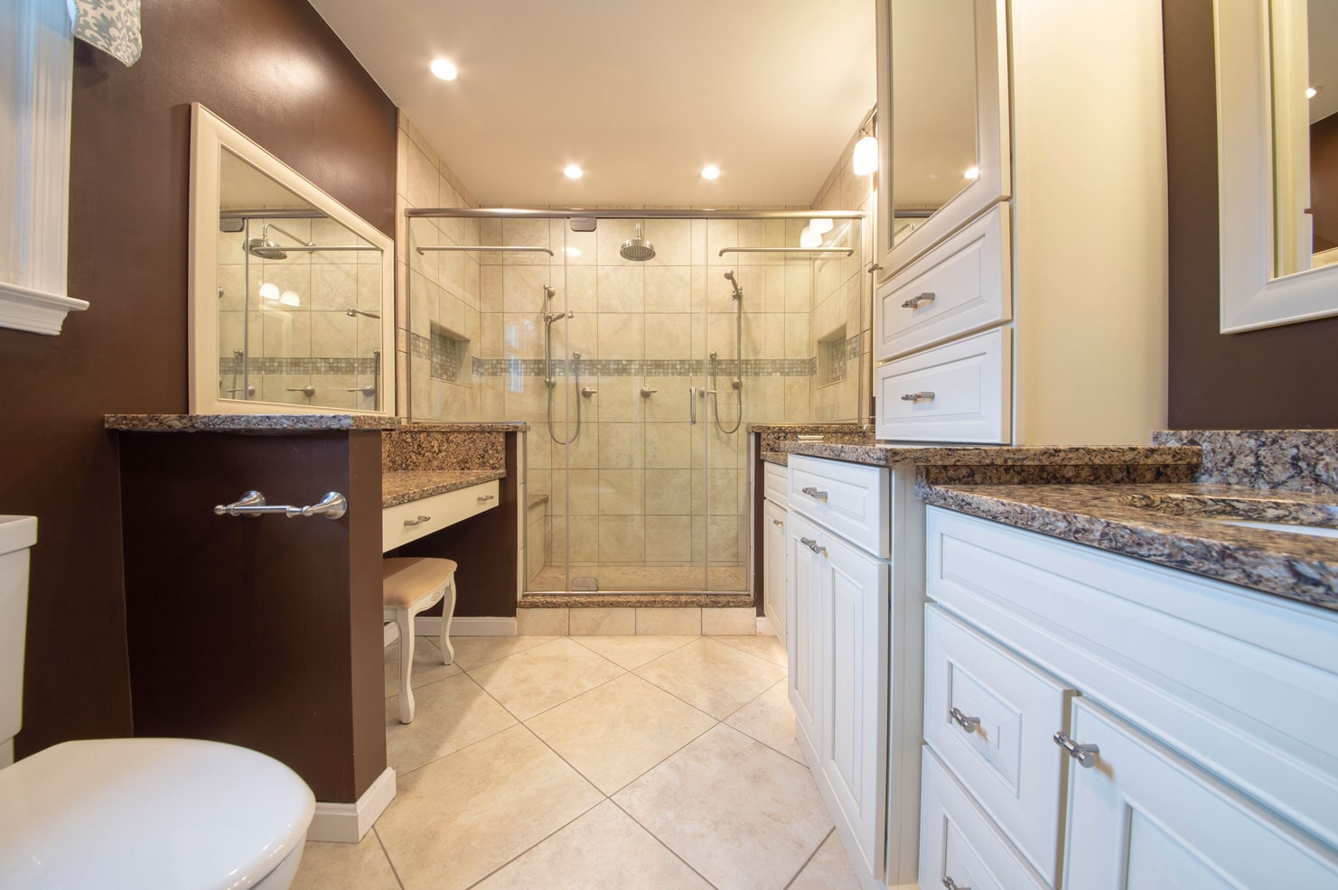 Bathroom remodeling in Leonardtown, MD by Southern Maryland Kitchen, Bath, Floors & Design