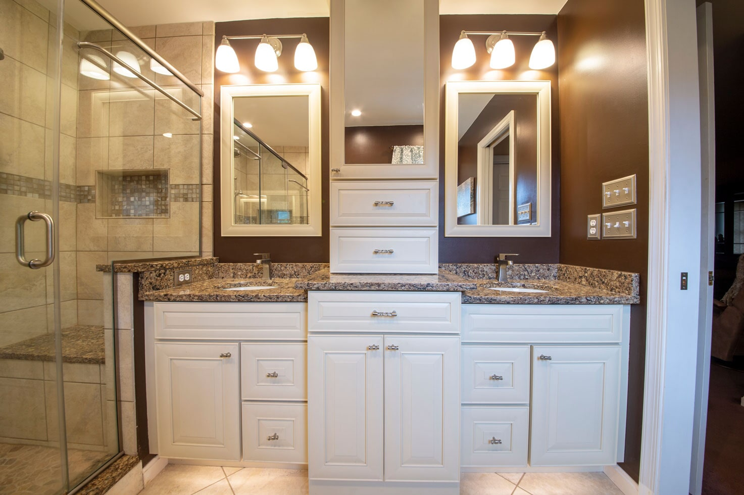 Bathroom remodeling in Lexington park, MD by Southern Maryland Kitchen, Bath, Floors & Design