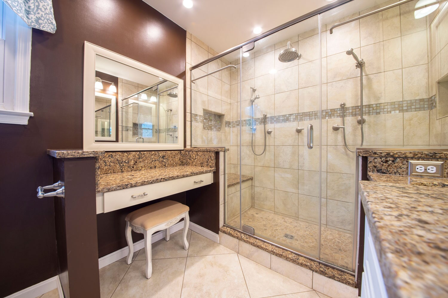 Bathroom remodeling in St. Charles, MD by Southern Maryland Kitchen, Bath, Floors & Design