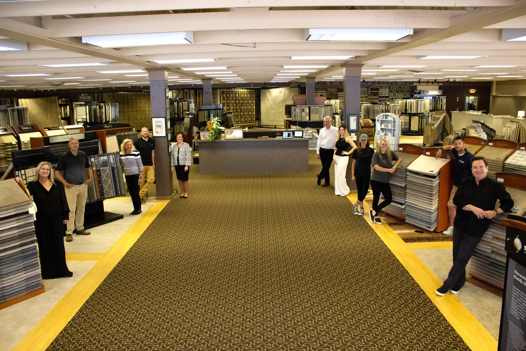 Flooring professionals in Dayton OH - Bockrath Flooring & Rugs