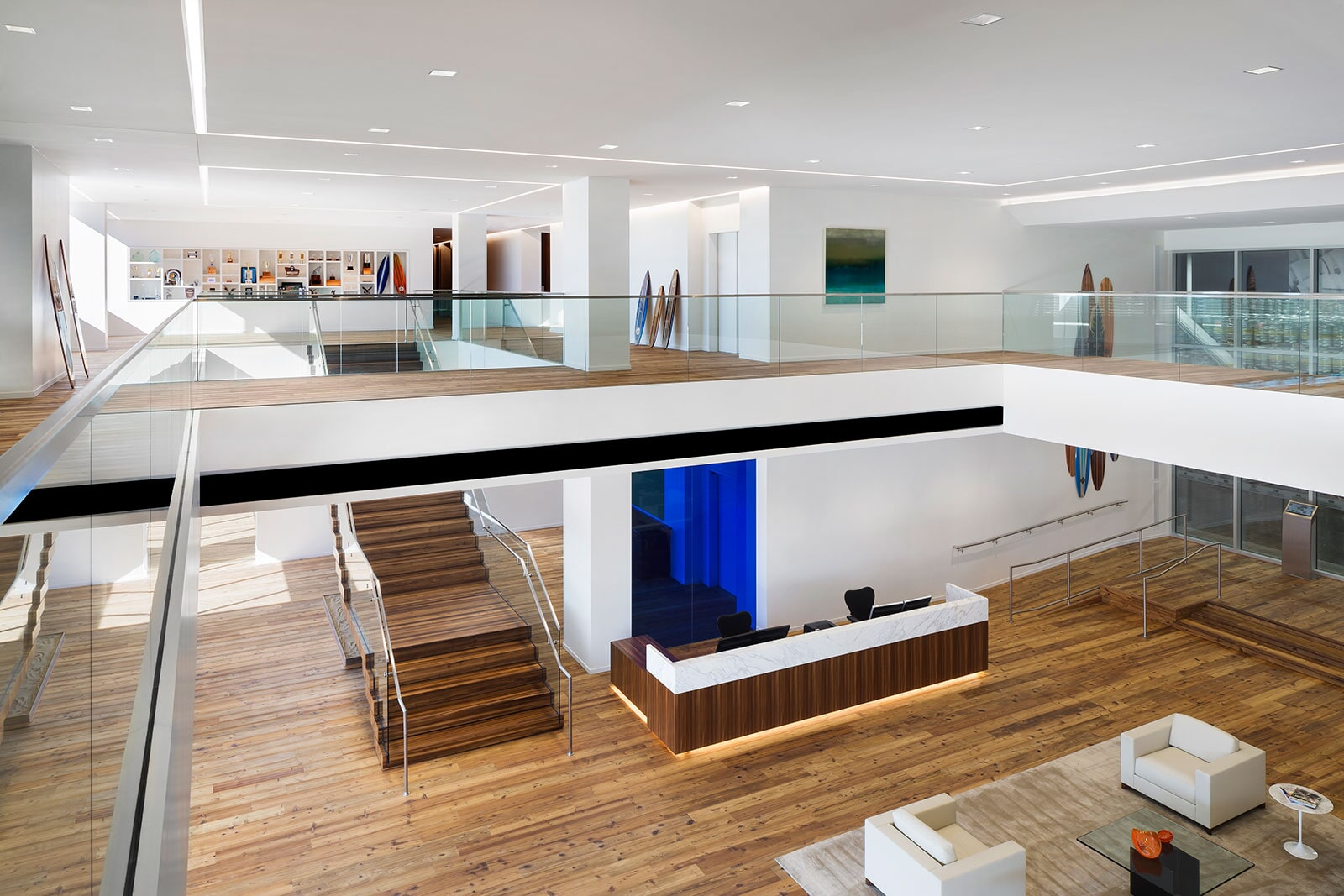 Wood floor installation in New York, NY from Sota Floors