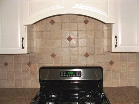 Custom backsplash tile in Wethersfield, CT from Custom Floors