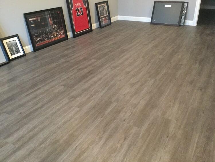 Wood look flooring in Cromwell, CT from Custom Floors