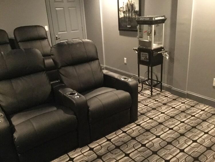 Modern carpet flooring in Rocky Hill, CT from Custom Floors