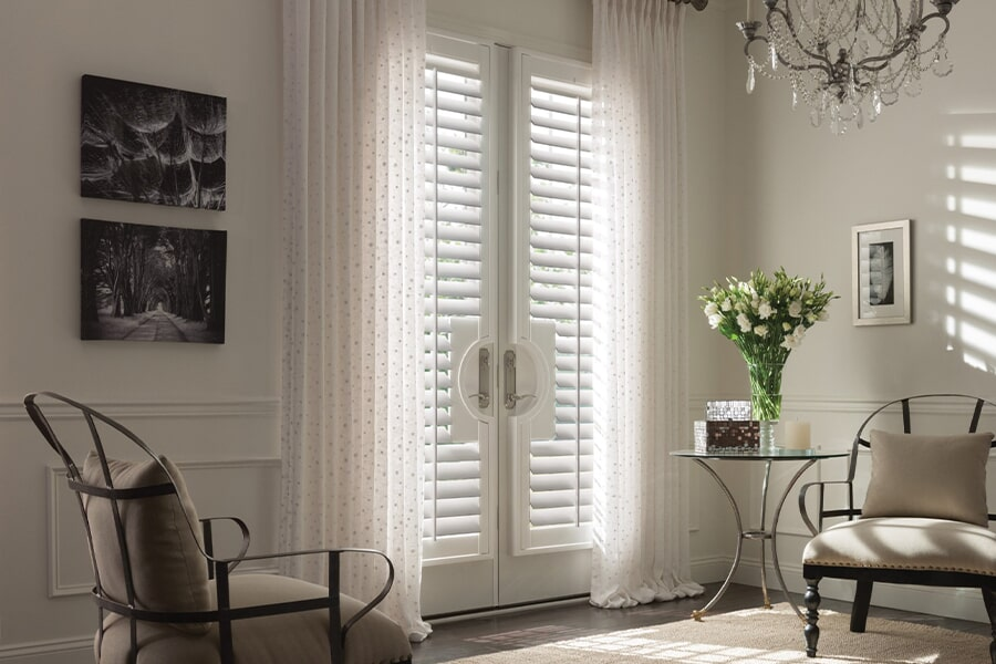 Beautiful textured blinds & shutters in York County, PA from Indoor City