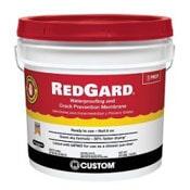 Redgard Waterproofing (1 Gallon)