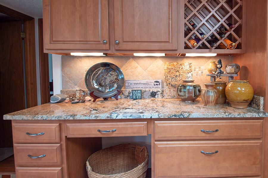 Kitchen remodeling in St. Charles, MD by Southern Maryland Kitchen Bath Floors & Design