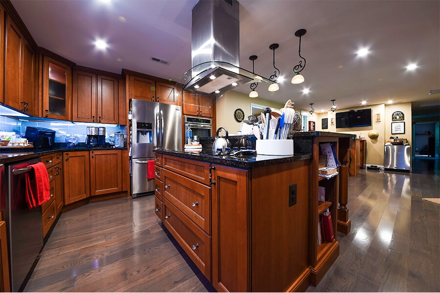 Kitchen remodeling in California, MD by Southern Maryland Kitchen Bath Floors & Design