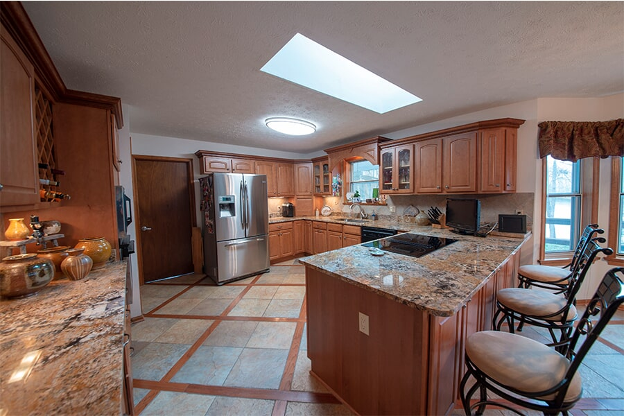 Kitchen remodeling in Mechanicsville, MD by Southern Maryland Kitchen Bath Floors & Design