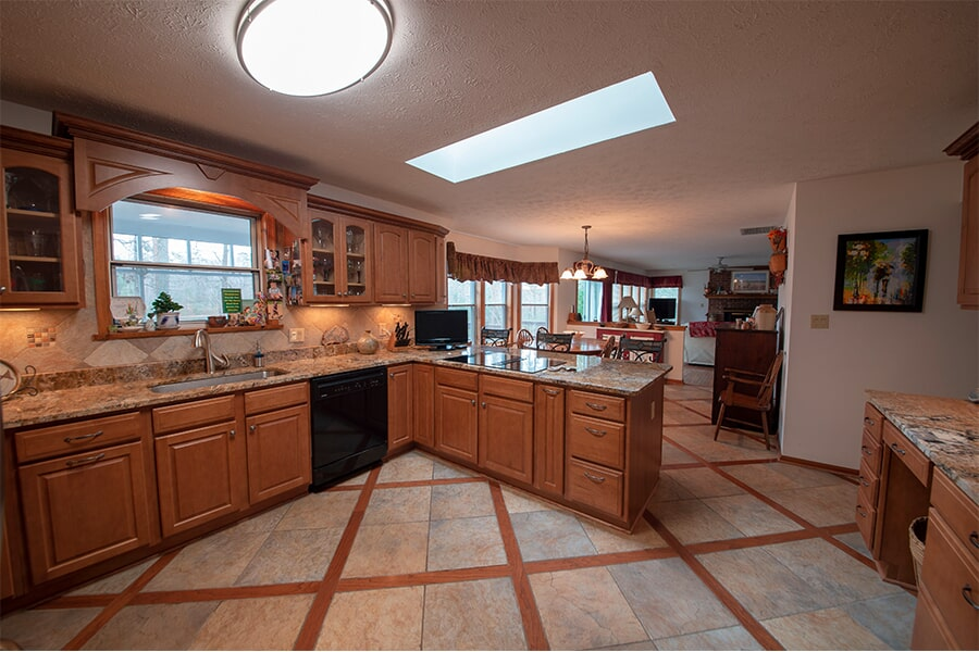 Kitchen remodeling in Solomons Island, MD by Southern Maryland Kitchen Bath Floors & Design