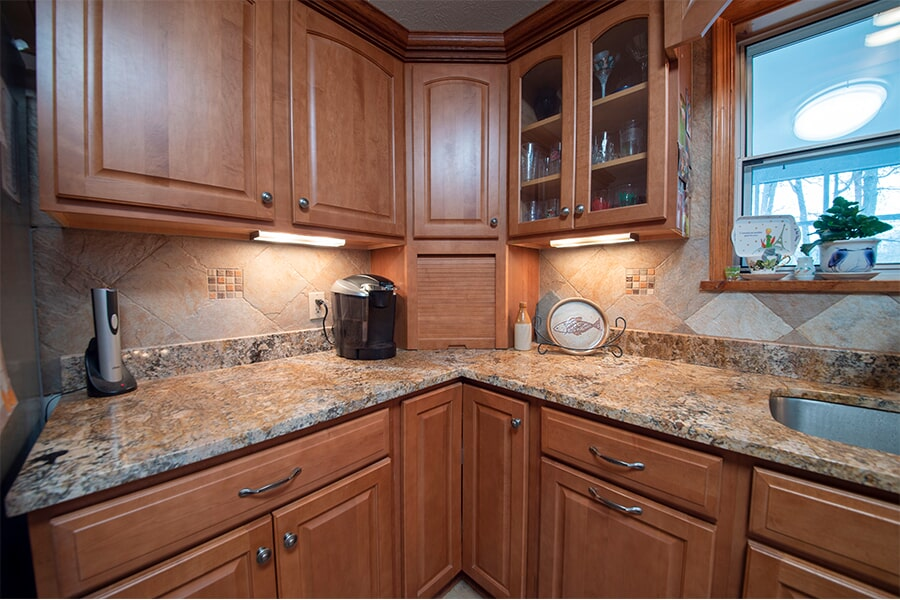 Kitchen remodeling in Budd's Creek, MD by Southern Maryland Kitchen Bath Floors & Design