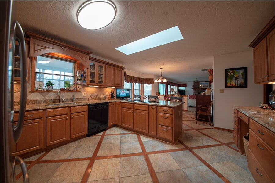 Kitchen remodeling in Great Mills, MD by Southern Maryland Kitchen Bath Floors & Design