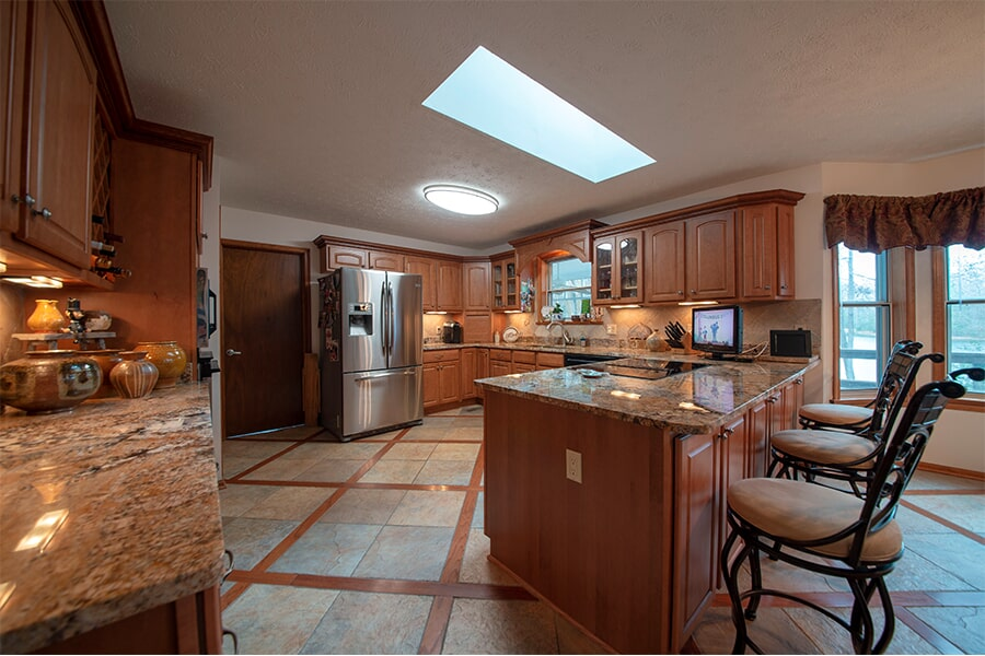 Kitchen remodeling in Chesapeake Beach, MD by Southern Maryland Kitchen Bath Floors & Design