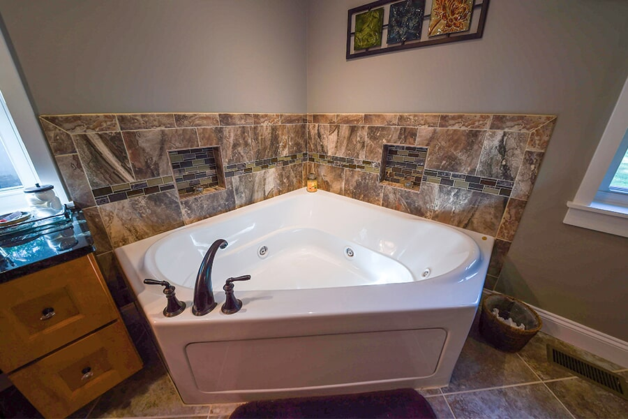 Bathroom remodeling in Hughesville, MD by Southern Maryland Kitchen, Bath, Floors & Design
