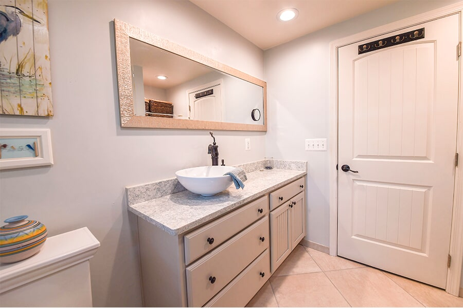 Bathroom remodeling in White Plains, MD by Southern Maryland Kitchen, Bath, Floors & Design