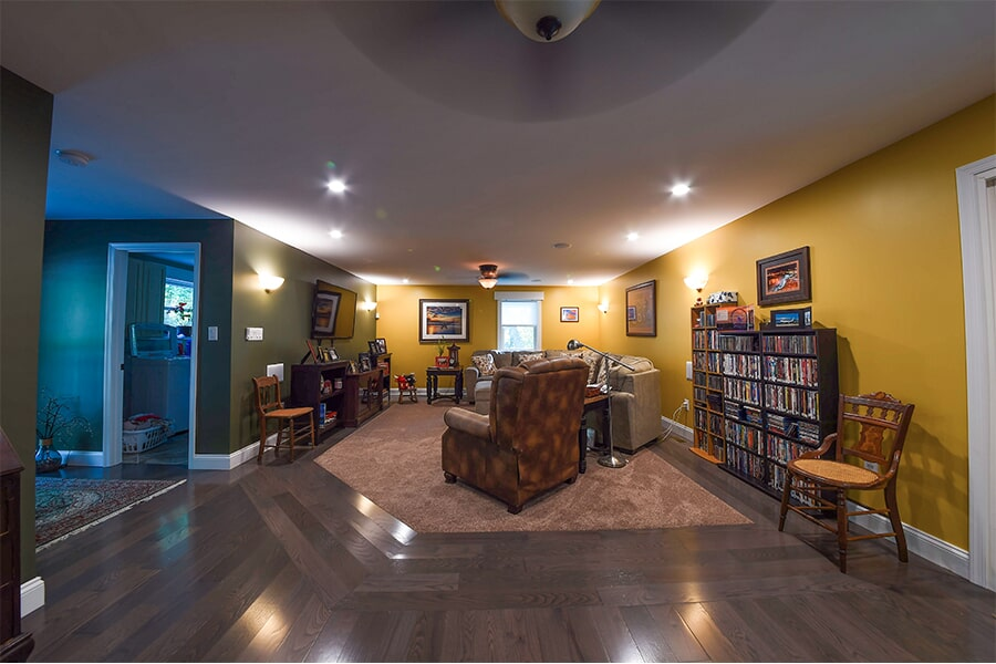 Hardwood floor installation in Leonardtown, MD from Southern Maryland Kitchen, Bath, Floors & Design