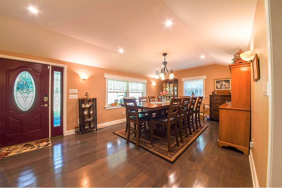 Hardwood flooring from Southern Maryland Kitchen Bath Floors & Design in Prince Frederick, MD