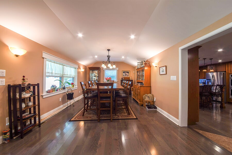 Hardwood flooring from Southern Maryland Kitchen Bath Floors & Design in Calvert County, MD
